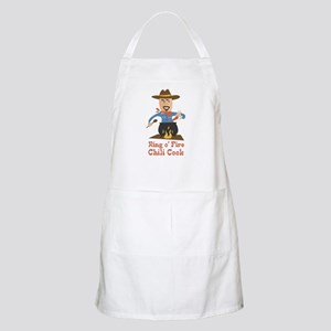Ring O' Fire Chili Cook BBQ Apron